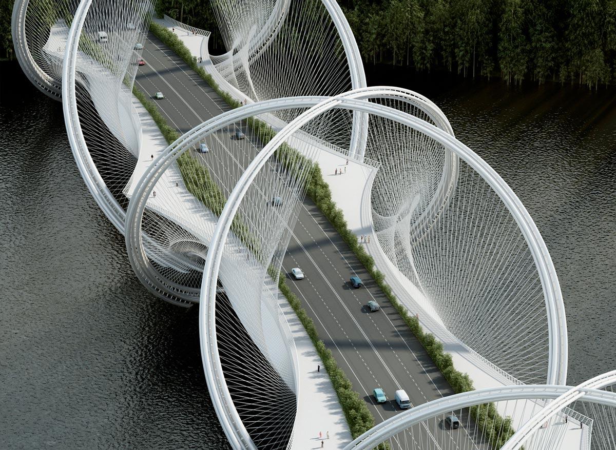 El magestuoso Puente de San Shan, un perfecto equilibrio entre la Arquitectura y la Ingeniería